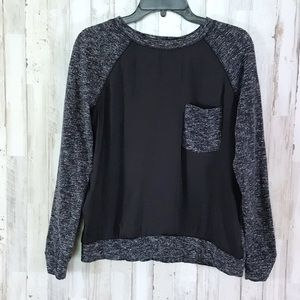 Lou & Grey pullover sweater size M